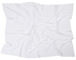 Kocyk dziecięcy Biscuit 90x120 cm biały