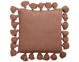 Poduszka dekoracyjna Penny 45x45 cm pomarańczowa