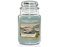 Świeca zapachowa Yankee Candle Misty Mountains