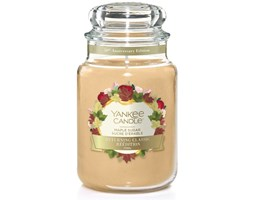 Świeca zapachowa Yankee Candle Maple Sugar