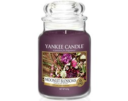 Świeca zapachowa Yankee Candle Moonlit Blossoms