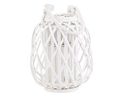 Lampion biały 30 cm MAURITIUS