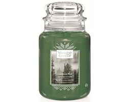 Świeca zapachowa Yankee Candle Evergreen Mist