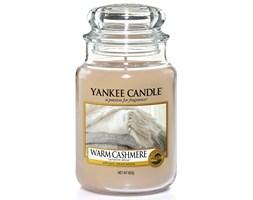 Świeca zapachowa Yankee Candle Warm Cashmere