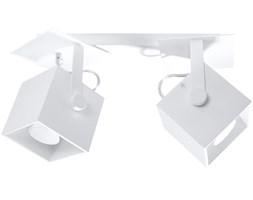 Plafon Cedra 35x19 cm 2L biały