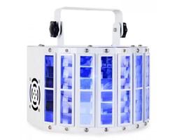 Ibiza LED-Derby efekt świetlny LED DMX RGBW