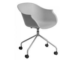 Krzesło na kółkach Roundy szare kod: 5902385738996