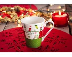 Kubek świąteczny VERONI SKARPETY 250 ml - rabat 10 zł na pierwsze zakupy!