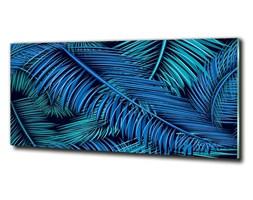 Foto obraz szkło hartowane Liście palmy