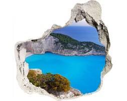 naklejka fototapeta 3D widok Zakynthos Grecja