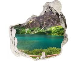 naklejka fototapeta 3D na ścianę Morskie oko Tatry