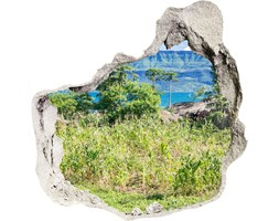 naklejka fototapeta 3D na ścianę Jezioro Malawi