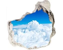 naklejka fototapeta  na ścianę Chmury z lotu ptaka
