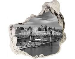 naklejka fototapeta 3D widok Nowy Jork