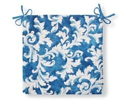 Poduszka dekoracyjna MIA foam Ferro Azul