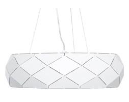 Lampa wisząca biała CESANO