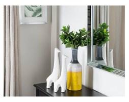 Beliani Figurka dekoracyjna biała 36 cm KESTELLI
