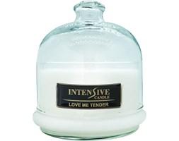 INTENSIVE COLLECTION 100% Soy Wax Premium Candle B2 Jar świeca zapachowa w szkle z kloszem 100% wosk sojowy - Love Me Tender