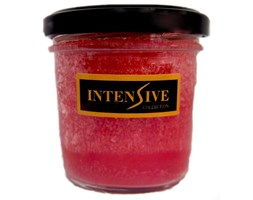 INTENSIVE COLLECTION Vegetable Wax Candle A2 naturalna świeca zapachowa w słoiku - Wild Rose