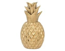 Beliani Figurka dekoracyjna złota TYANA