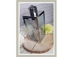 Srebrna latarnia 30 cm