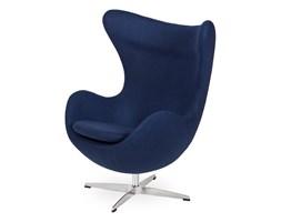 Fotel EGG CLASSIC atlantycki niebieski