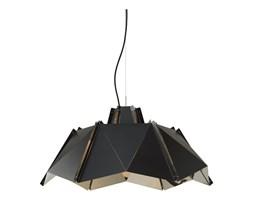 Lampa wisząca ORIGAMI 45 czarna