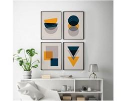 FIGURY - zestaw plakatów geometrycznych