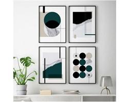 MARBLE - zestaw plakatów geometrycznych