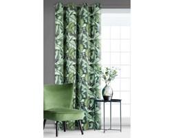 Zasłona Fiorela zielona 140x250