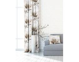 Zasłona Magnolie krem 140x250