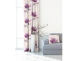 Zasłona Magnolie amarant 140x250