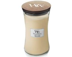 Świeca zapachowa duża Woodwick Vanilla Bean