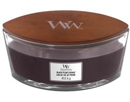 Świeca zapachowa Elipsa Woodwick Black Plum Cognac