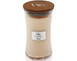 Świeca zapachowa duża Woodwick White Honey