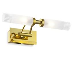 Auhilon Deco Lighting Kinkiet WATTER K2 złoty WYPRZEDAŻ EKSPOZYCJI dodatkowe rabaty w sklepie do 20%