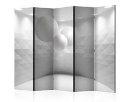 Parawan 5-częściowy - Geometryczny pokój [Room Dividers]