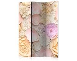 Parawan 3-częściowy - Bukiet kwiatów [Room Dividers]