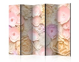 Parawan 5-częściowy - Bukiet kwiatów [Room Dividers]