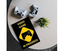 Prezent dla miłośnika gier video game in progress 65352 - Buy Design