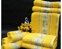 ERIS 70 x 140 / żółty - Ręcznik