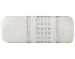 SANDY 50 x 90 / biały - Ręcznik