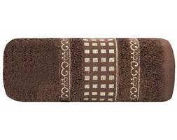 SANDY 50 x 90 / brąz - Ręcznik