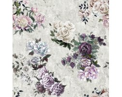 Obrus w kwiaty AZ-158 fiolet 130x220
