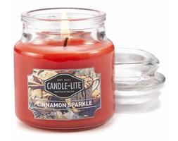Świeca zapachowa Candle-lite świeczka 85 g - Cinnamon Sparkle