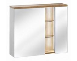 COMAD BAHAMA WHITE 841 szafka z lustrem 80 cm