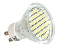 Żarówka LED 24 SMD GU10 3W