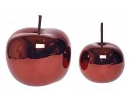 Jabłka ceramiczne BURGUND komplet dekoracji 2 szt.