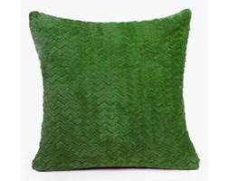 Poszewka CAPRICE kolor zielony trawiasty 40x40cm