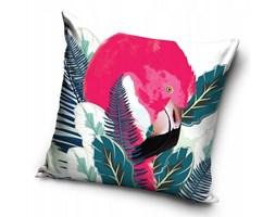 Poszewka na Poduszkę Dekoracyjna 40x40 Flamingi